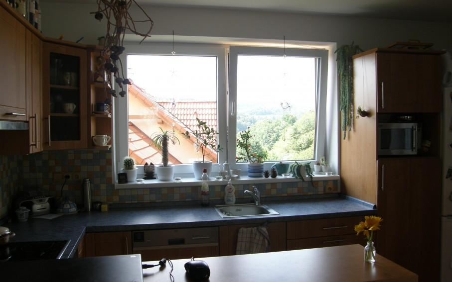 Interiér - prostor kuchyně